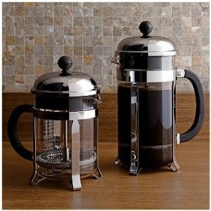 French coffee press