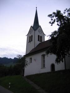 Krinau church